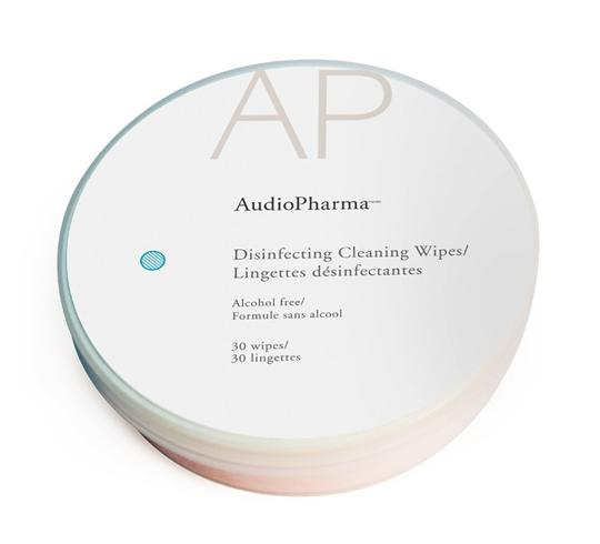 Hearing Aid Disinfecting Wipes