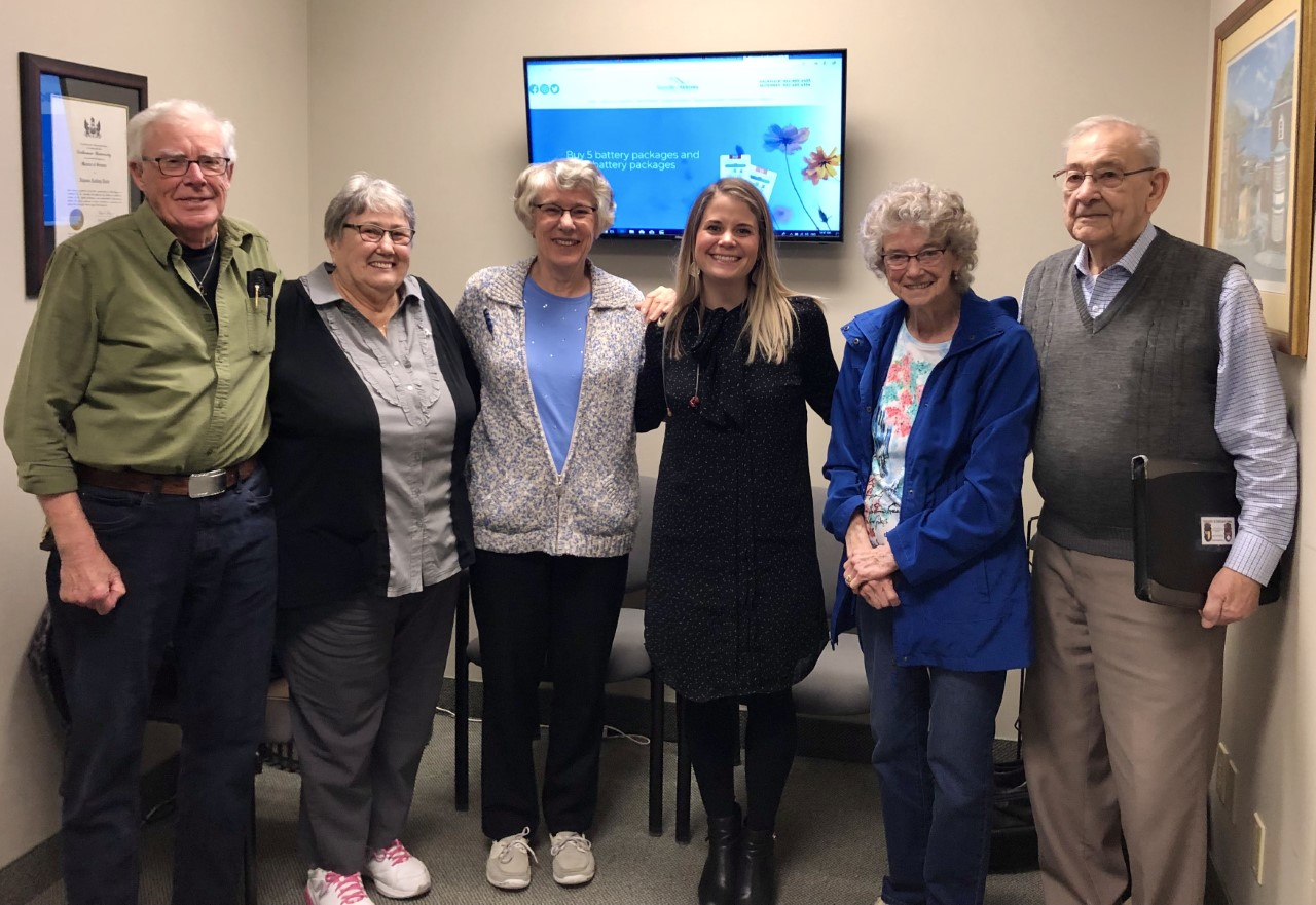 Aural rehab program group